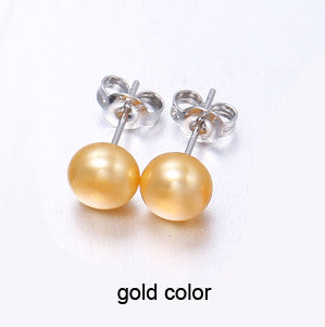DAIMI Cultured Pearl Stud Earrings - Get It 4 Me
