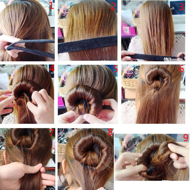 Magic DIY Hair Bun Maker - Get It 4 Me