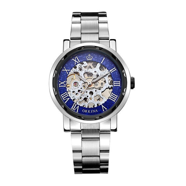 Skeleton Mechanical Mens Watch - Get It 4 Me
