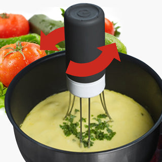 AUTOMATIC SAUCE BLENDER