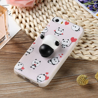 SOFT SILICONE SQUISHY CAT PHONE CASE - Get It 4 Me