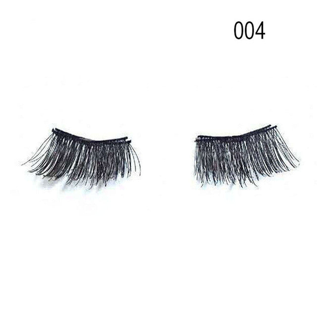 REUSABLE MAGNETIC FALSE EYELASHES - MAGNETIC LASHES - Get It 4 Me
