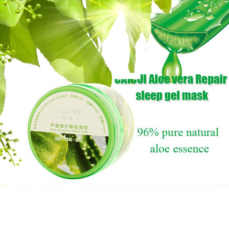 Aloe Vera Repair Sleep Gel