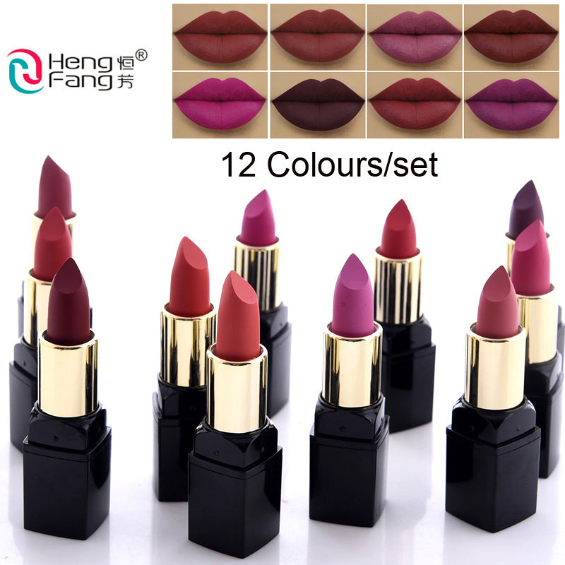New Lips Makeup Sexy Nude Waterproof Make Up