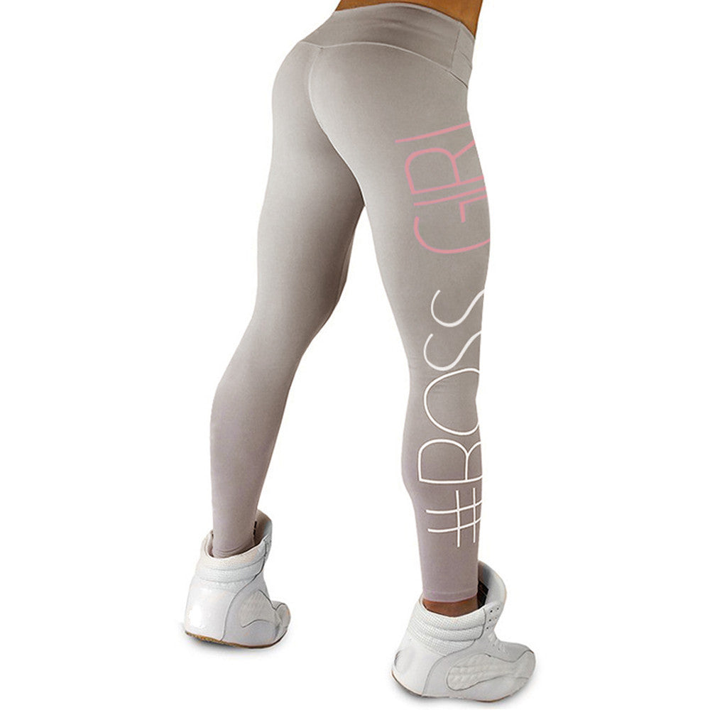 Women High Waist Sports Gym Yoga Running Fitness Leggings Pants Athletic Trouser