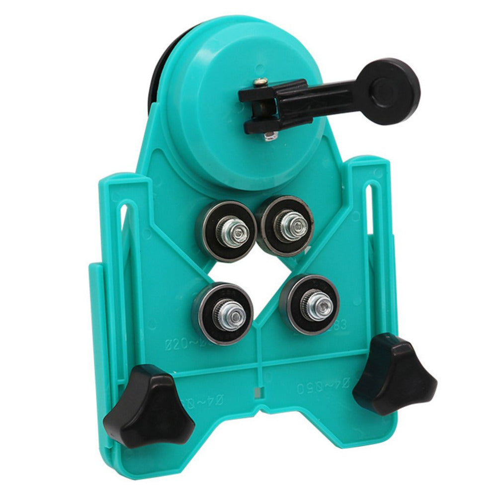 Domom Ceramic Tile Punching Locator
