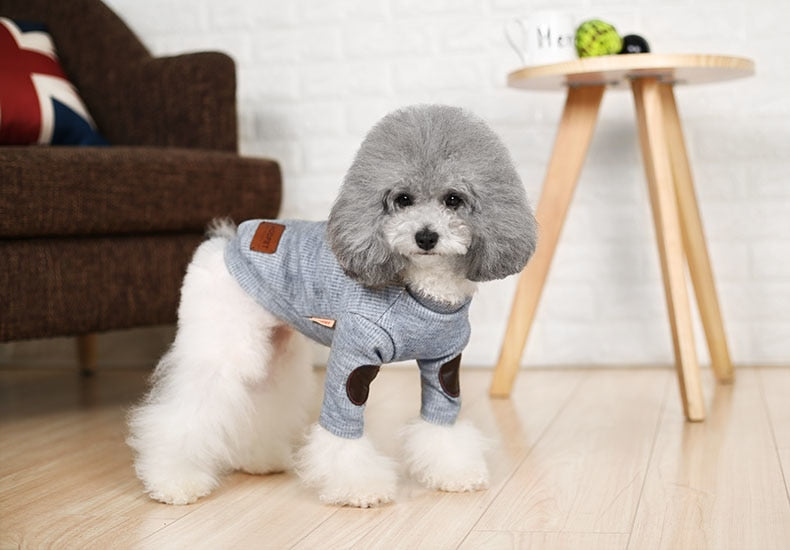 Pets sweather clothes
