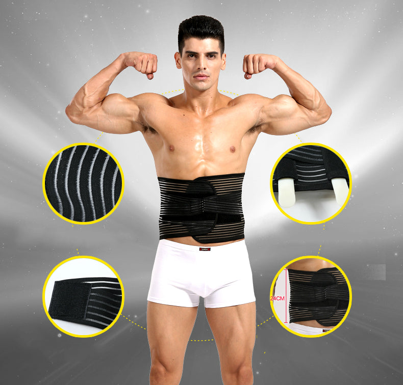 Waist trimmer belt health - Lower Back Support Belt
