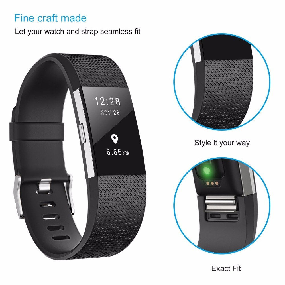 Fitbit Charge 2 Bracelet Strap