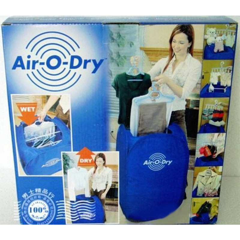Air-O-Dry Portable Household Clothes Dryer