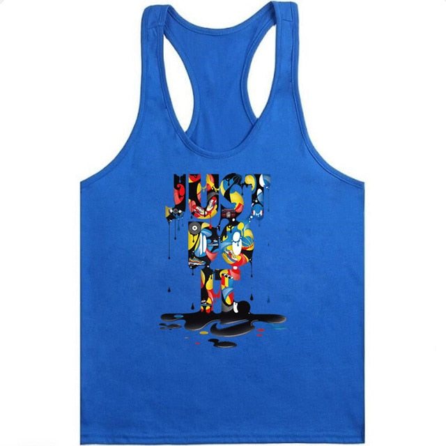 Male Bodybuilding Tank Top