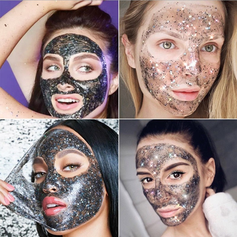 Star Glitter Blackhead Peel Off Mask