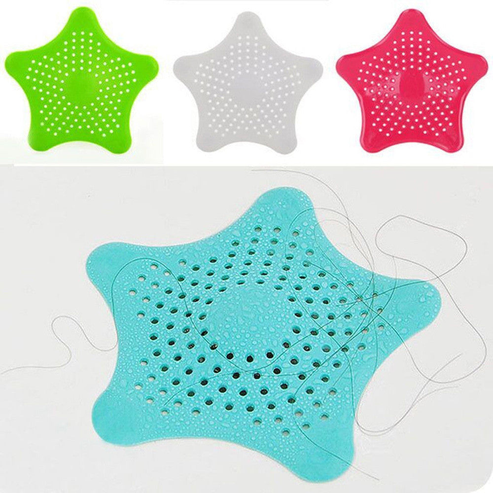Star Drain Hair Catcher