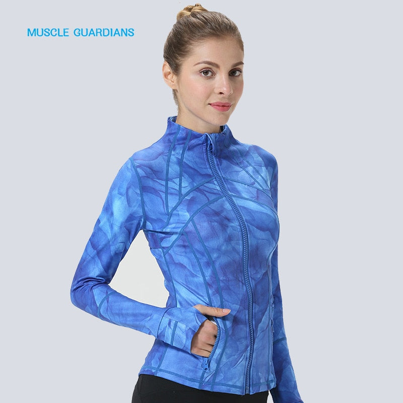 Quick-Dry Breathable Sports Jacket