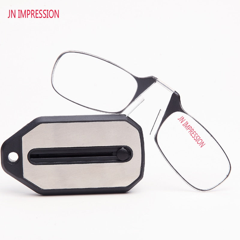 Reading Glasses -Carry The Key Chain