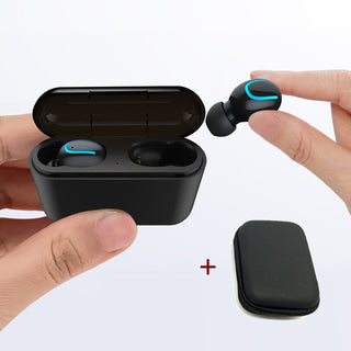 Hands free bluetooth wireless earphones