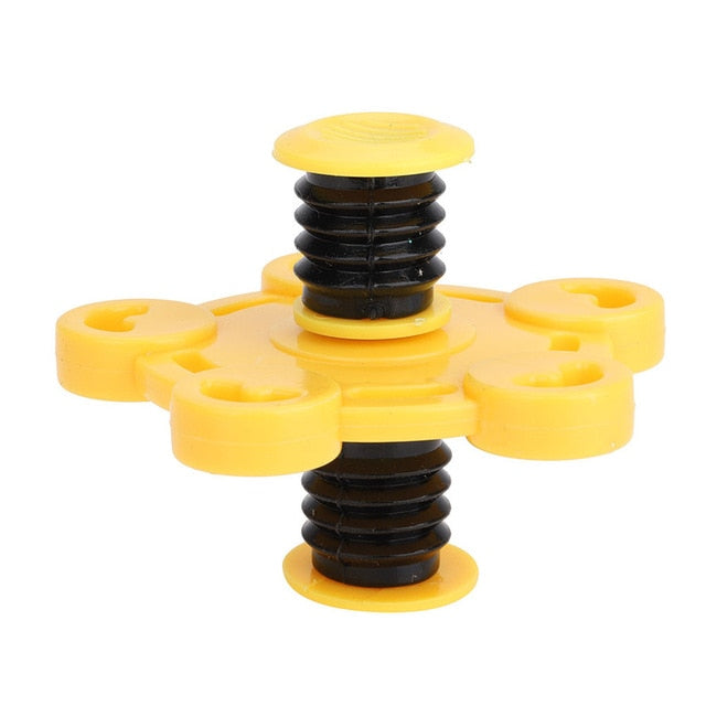 Finger Bouncing Spinner