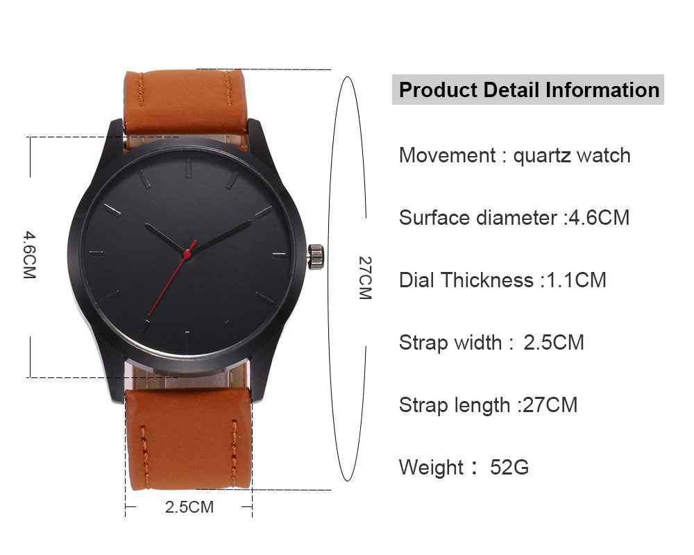 Luxury High Quality men's watch
