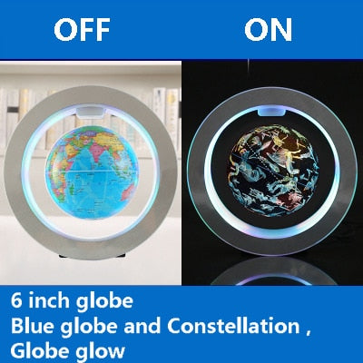 Flotating LED Light Globe