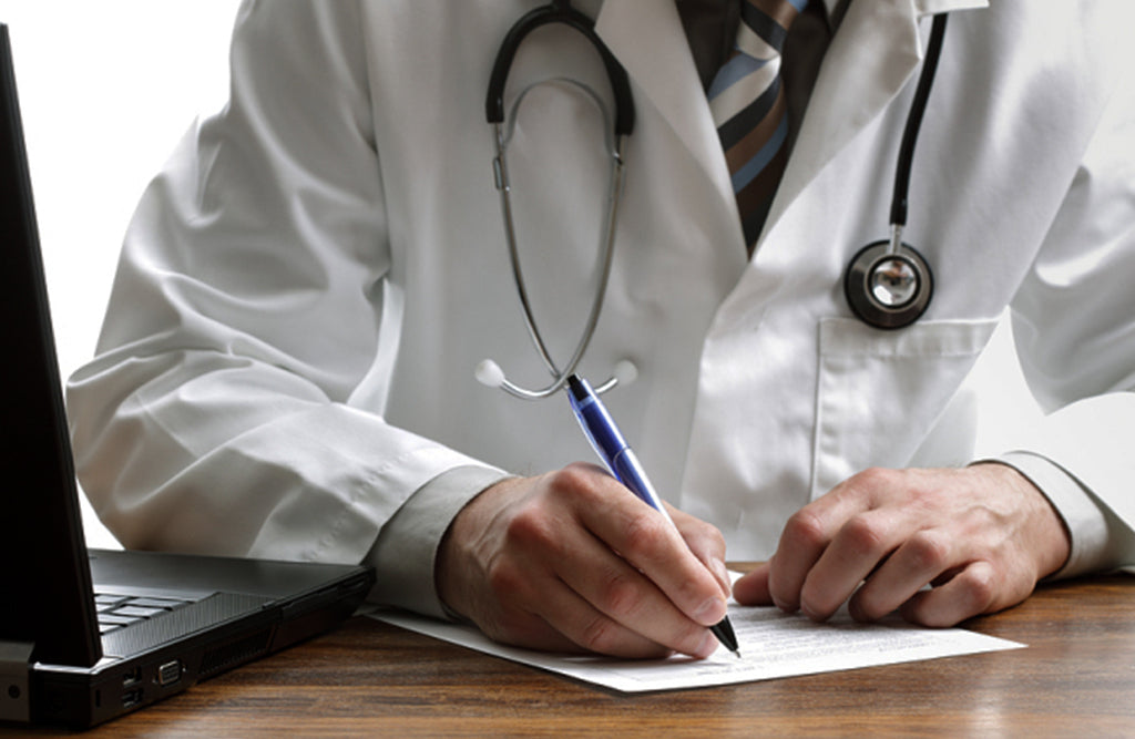 WHY IS DOCTOR'S HANDWRITING UNCLEAR?