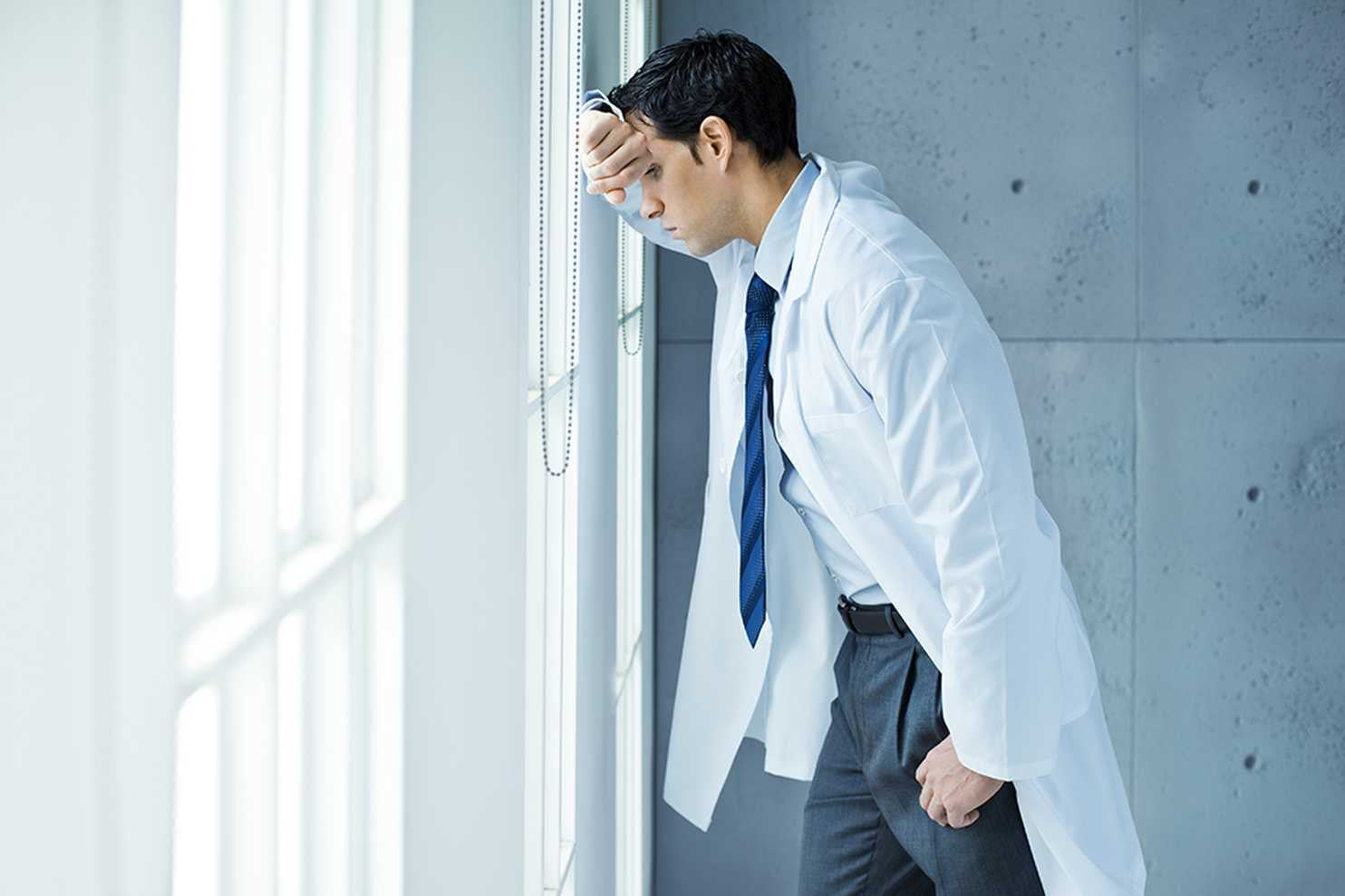 Med School Anxiety, And How to Overcome It