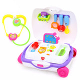 Toddler Doctor Suitcase Electronic Music & Lights Toy