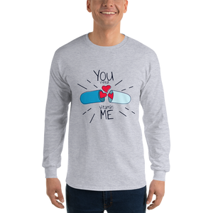 You Need Vitamin Me - Long Sleeve T-Shirt