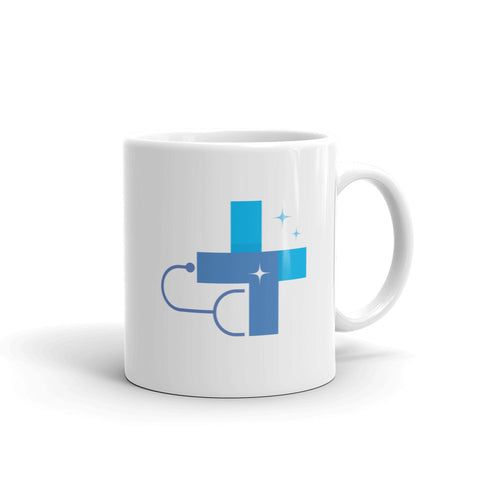 Thanks Doctor Logo Mug