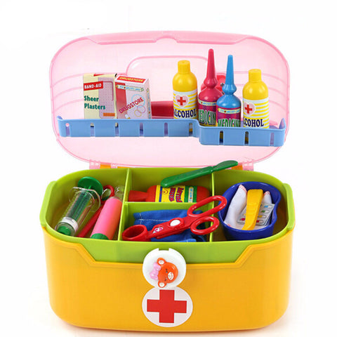 Doctor Medical 28 Piece Children's Educational Kit