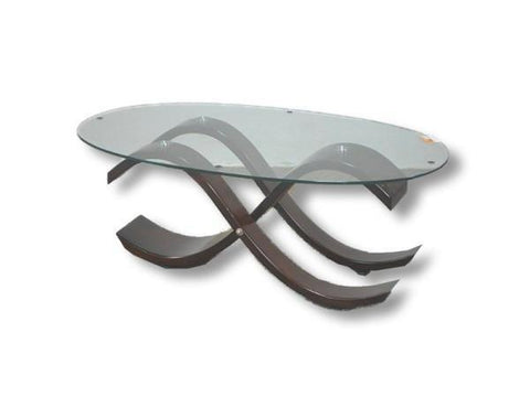 Double S Coffee Table