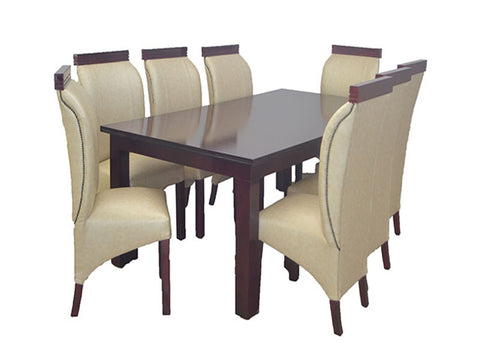 Radha Dining Room Suite - 9 Piece