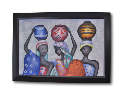 KwaDukuza Framed Painting