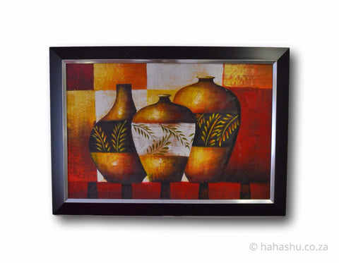 Polokwane Framed Painting
