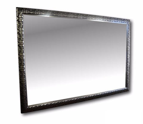 Mirror 1400x2000 (Black and Silver)
