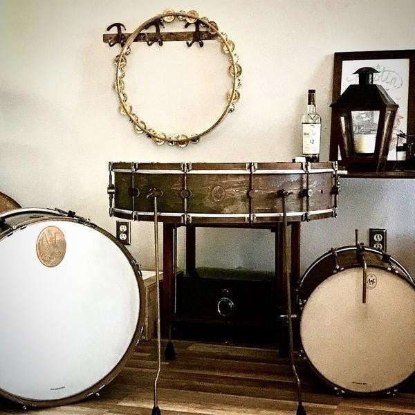A&F Drum Co 28x6 GONG Snare