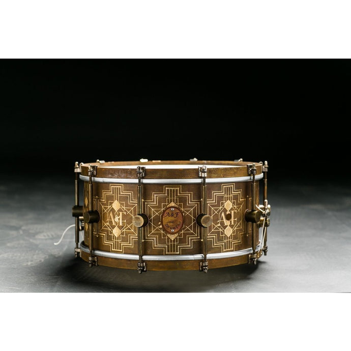 A&F Drum Co Royal Elite Limited Edition Snare
