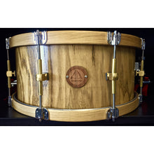 "Antonio Drums 14"" True Solid Oak Snare Drum"