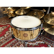 "Antonio Drums 14"" True Solid Oak Snare Drum II"