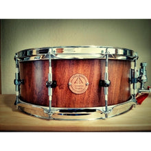 "Antonio Drums 14"" True Solid Walnut Snare Drum II"