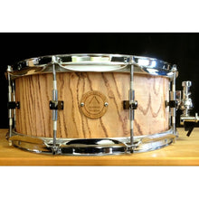 "Antonio Drums 14""x5,5"" True Solid Ash Snare Drum"