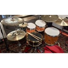 Antonio Drums True Solid Cherry Drum Set