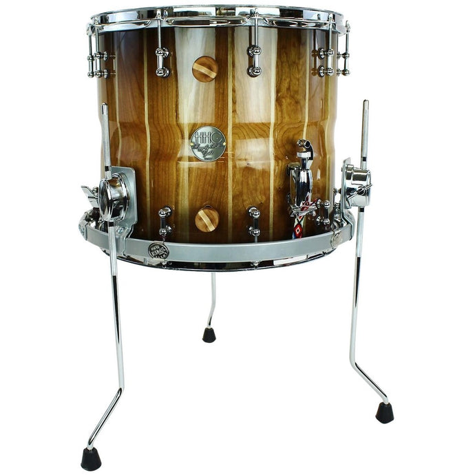 HHG Drums Contoured Cherry And Maple Ballad Snare