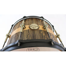 HHG Drums Reclaimed Douglas Fir Stave Snare