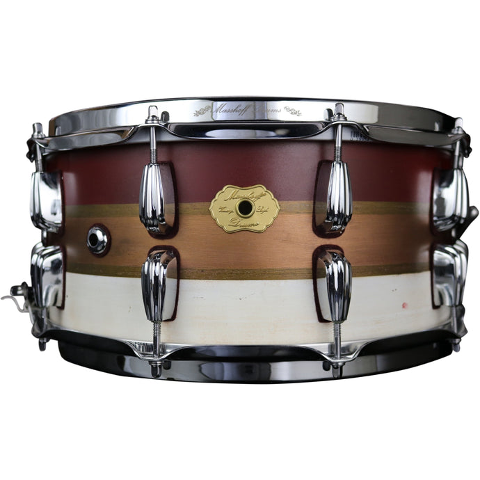 Masshoff Drums Duco Finish Custom Snare / Mark III