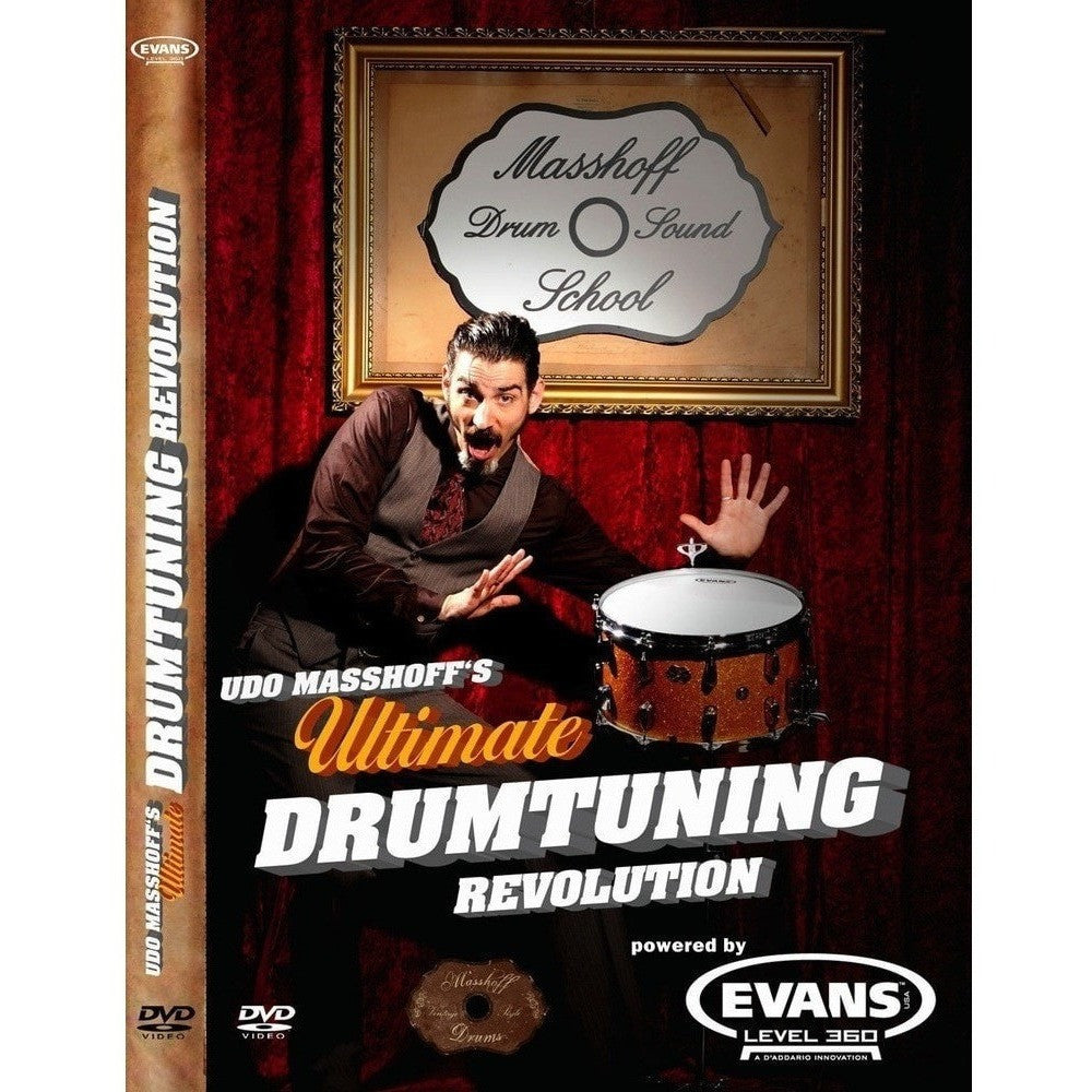 Masshoff Drums The Ultimate Drumtuning Revolution