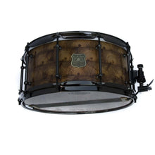 Outlaw Drums End Grain Pine Snare Drum