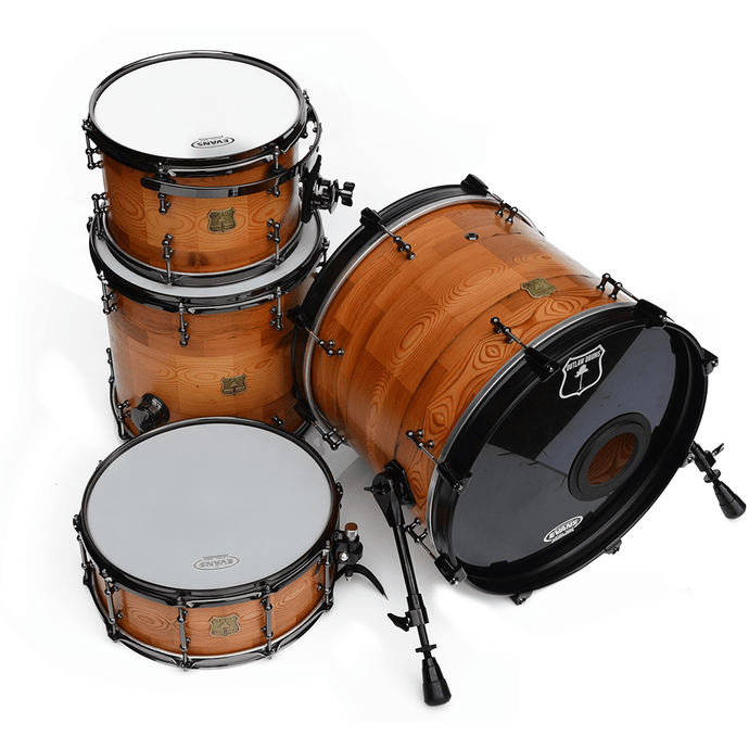 Outlaw Drums Heart Pine Jazz Kit