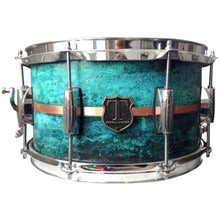 "T Berger Drums 12"" Copper Patina Snare Drum"