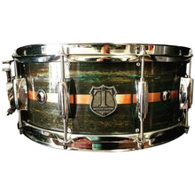 "T Berger Drums 14"" Copper Patina Snare Drum II"