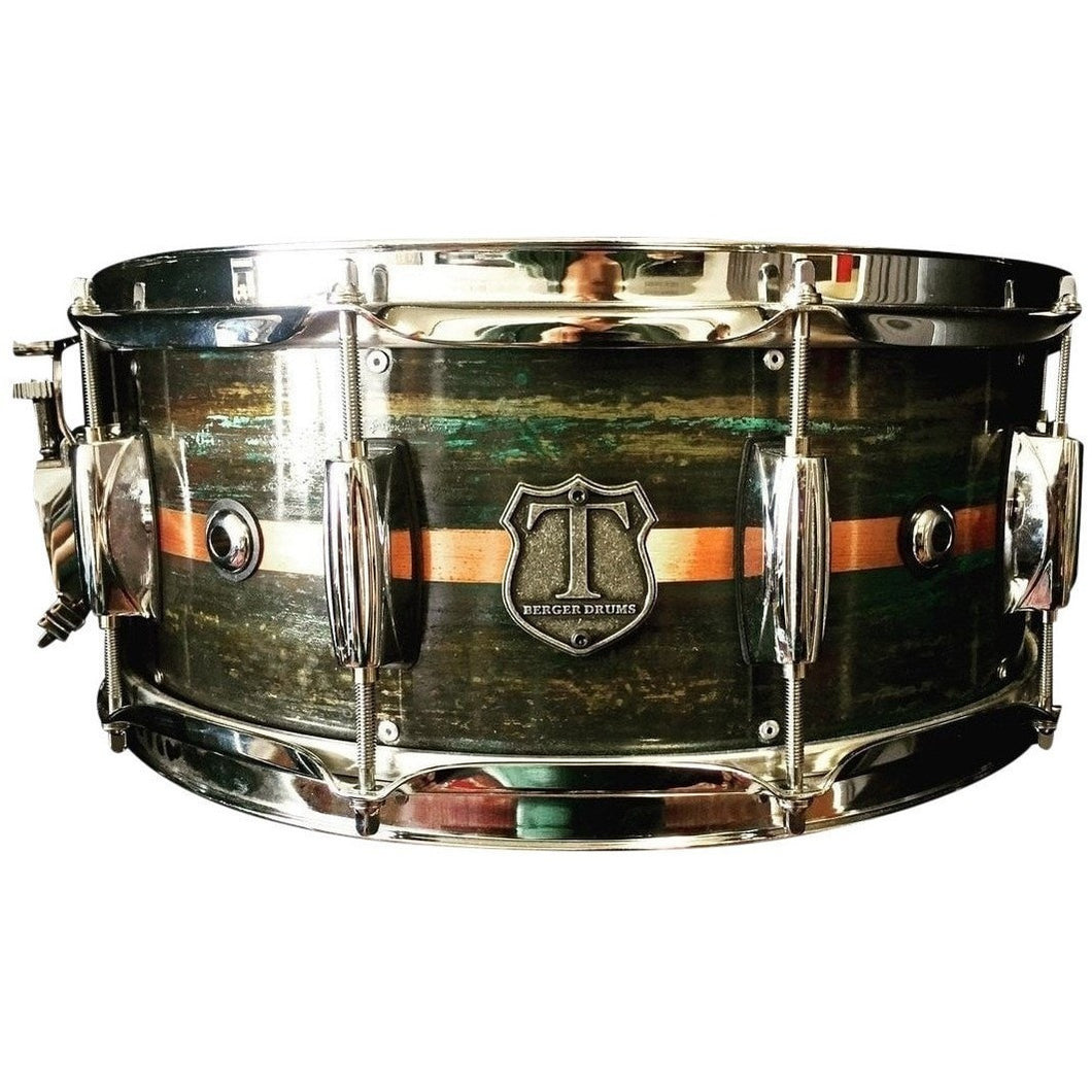 T Berger Drums 14